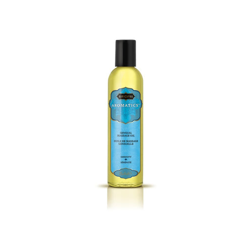 Kama Sutra Massage Oil Serenity 2 Oz
