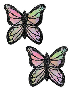 Pastease Pastease Monarch Glitter Pastel Rainbow Butterfly