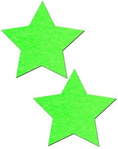 Pastease Pastease Glow In The Dark Stars Pasties