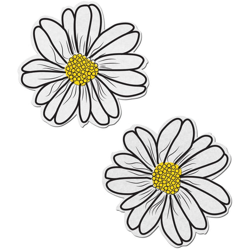 Pastease Wildflower White-yellow
