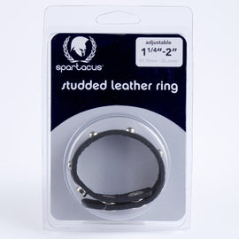 Spartacus Spartacus Studded Cock Ring