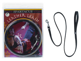 Spartacus Spartacus 4 Ft Leather Leash