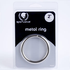 Spartacus Spartacus 2in Metal Cock Ring