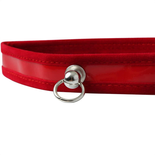 Sport Sheets Sex & Mischief Red Day Collar