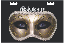 Sport Sheets Sex & Mischief Masquerade Mask