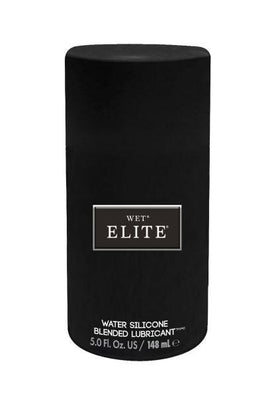 Wet Lube Wet Elite Black