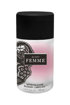 Wet Lube Wet Elite Femme Water Silicone Blend