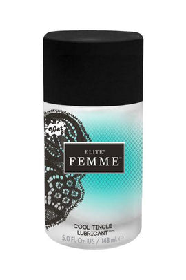 Wet Lube Wet Elite Femme Cool Tingle
