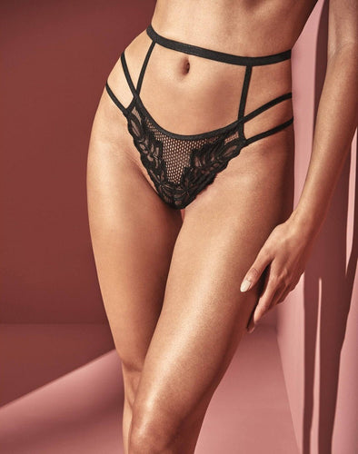 Bracli: The Pearl Thong London Collection Pearl Panty Thong