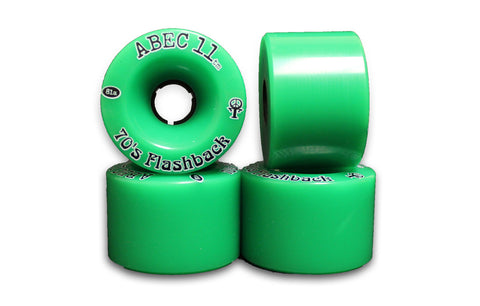 ABEC11 Flashbacks 70mm 81a
