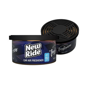 New Ride Tin Air Freshener