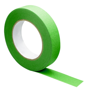 SP80 Green Masking Tape