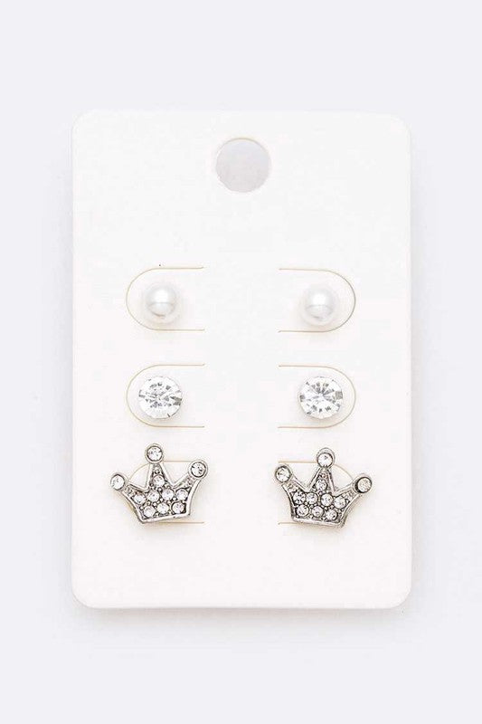 Regal Treasures Stud Set