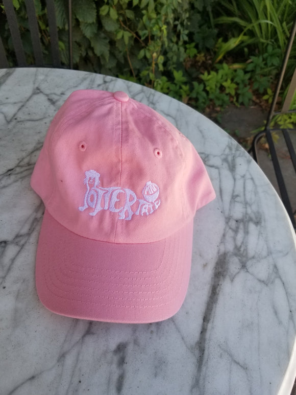 Bobber the Otter Hats-Pink