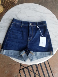 Cuff and Roll Shorts