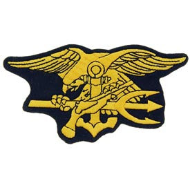 United States NAVY SEAL Trident Patch