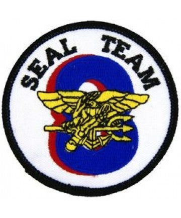 US Navy SEAL TEAM 8 EIGHT Patch