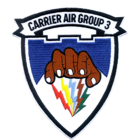 Carrier Air Group 3 Patch