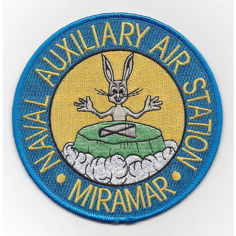 NAAS Miramar California Naval Auxiliary Air Station Patch Bugs Bunny