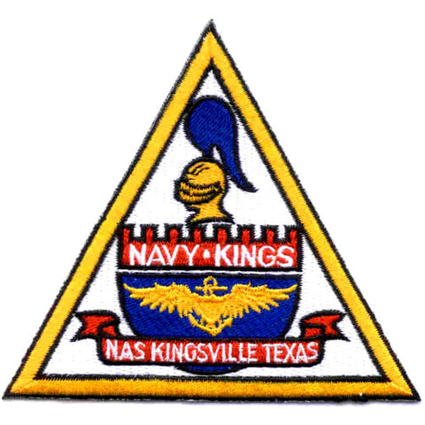 NAS Kingsville Texas Naval Air Station Patch