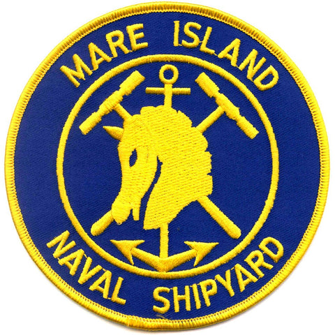 Mare Island Naval Shipyard Patch