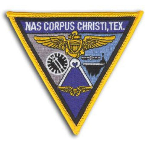 NAS Corpus Christi Texas Naval Air Station Patch