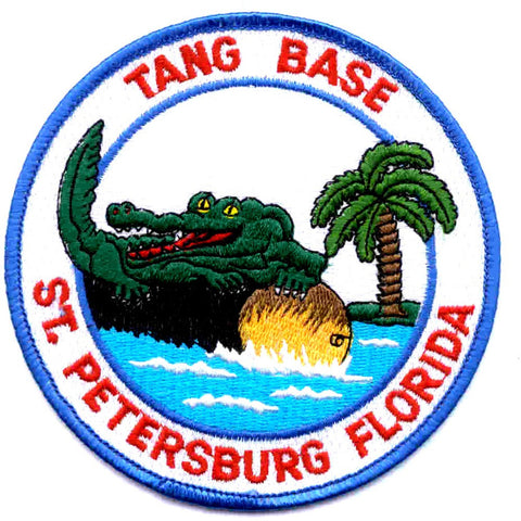 US Submarine Veterans, Inc. USS Tang Base St. Petersburg FL Patch