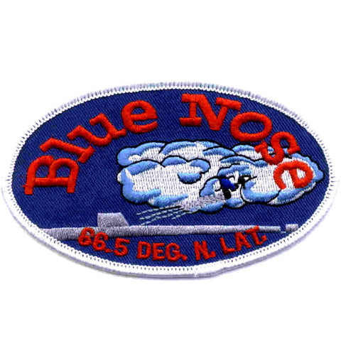Blue Nose 66.5 Degrees N. Latitude Patch