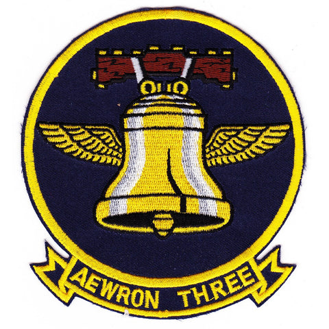 AW-3 Patch Aewron Three