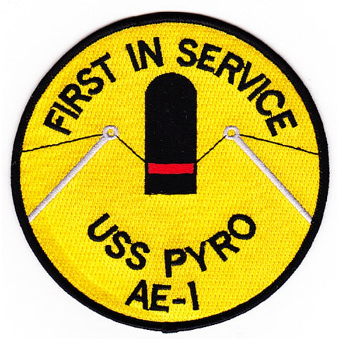 AE-1 USS Pyro Patch