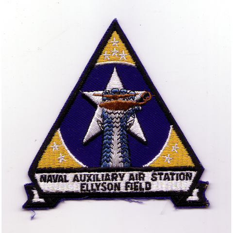 NAAS Ellyson Field, Florida Naval Auxiliary Air Station Patch