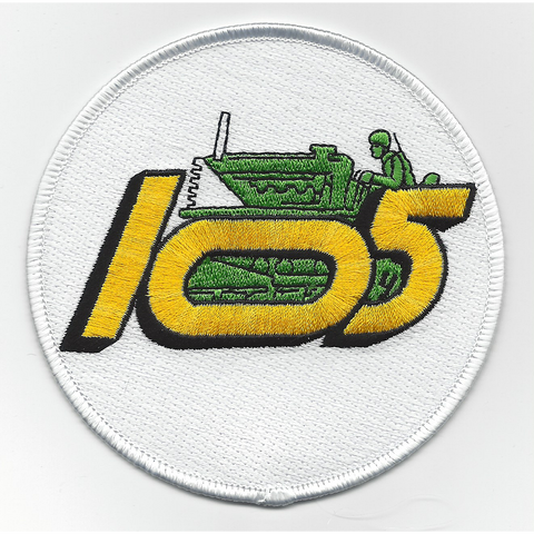 NCB 105th Construction Battalion Patch