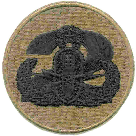 EOD-2 Explosive Ordnance Disposal Unit 2 OD Patch