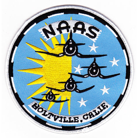 NAAS Holtville California Naval Auxilary Air Station Patch