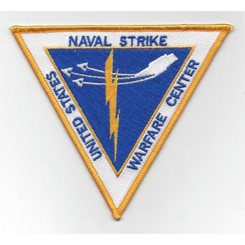NSWC Fallon Nevada Naval Strike Warfare Center Patch