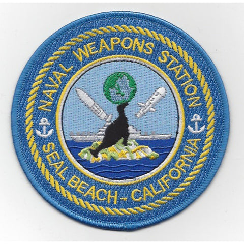 Naval Weapons Station Seal Beach California Patch