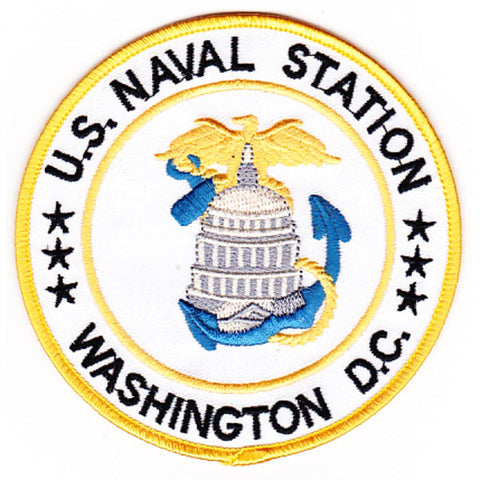 NAVAL Station Washington DC Patch