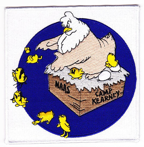 NAAS Camp Kearney San Diego, California Naval Auxiliary Air Station Patch