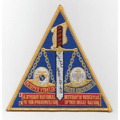 NTTC Naval Technical Training Center Meridian Patch