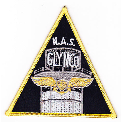 NAS Glynco Brunswick, Glynn County Georgia Naval Air Station Patch