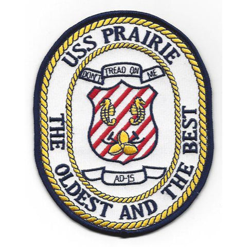 AD-15 USS Prairie Patch - Version B