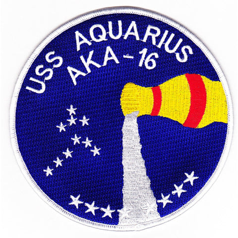 AKA-16 USS Aquarius Patch