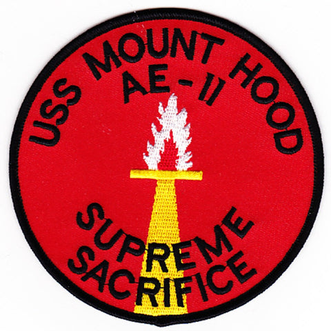AE-11 Mount Hood Patch