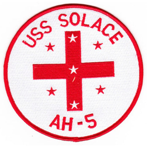 AH-5 USS Solace Patch