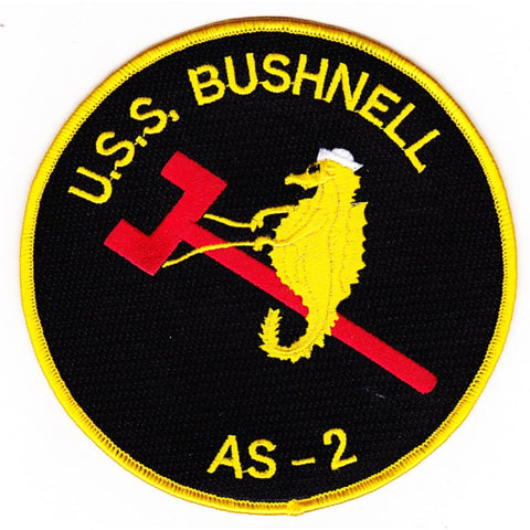 AS-2 USS Bushnell Patch