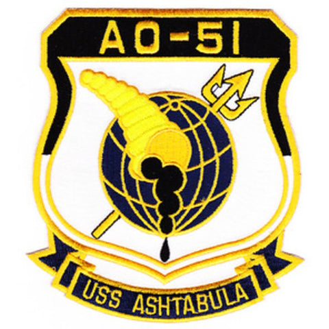 AOE-51 USS Ashtabula Patch