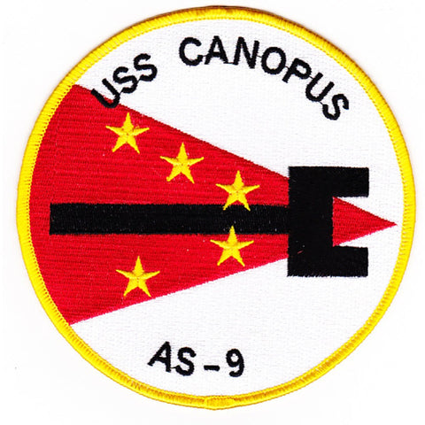 AS-9 USS Canopus Patch