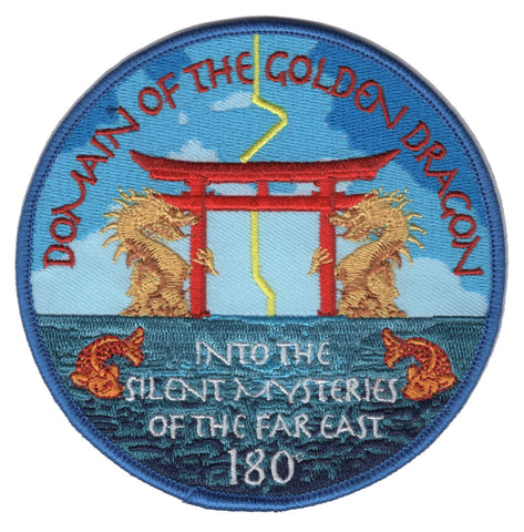 Domain of the Golden Dragon Patch