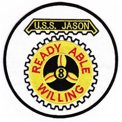 AR-8 USS Jason Patch