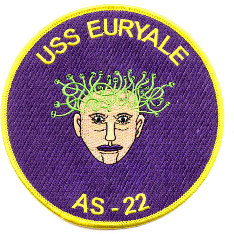 AS-22 USS Euryale Patch